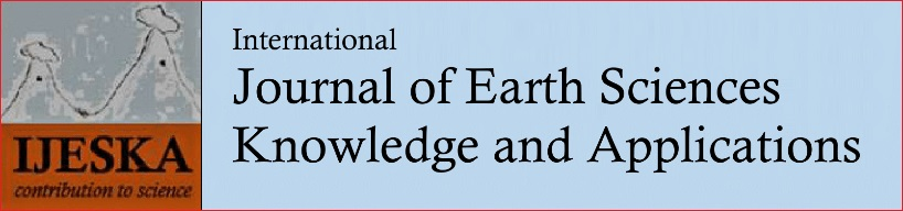 International Journal of Earth Sciences Knowledge and Applications